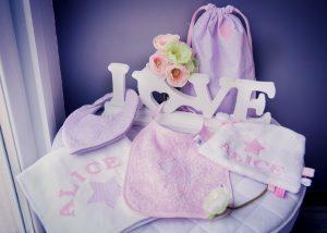 cadeau naissance personnalisé pack coffret bebe