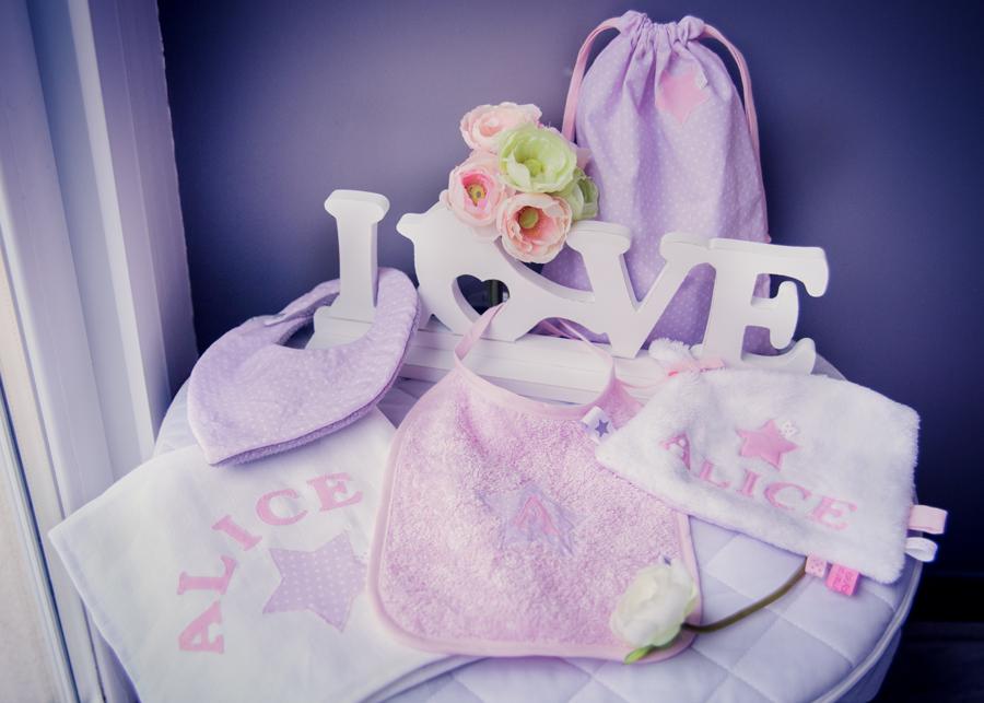 coffret naissance bebe cadeau dodynette les cr ations. Black Bedroom Furniture Sets. Home Design Ideas