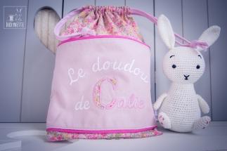 sac-a-doudou-personnalise-dodynette-collection-fleuris