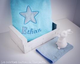 serviette-de-toilette-brodee-et-son-gant-assortit-dodynette