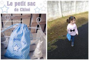 Petit sac de votre enfant personnalisé