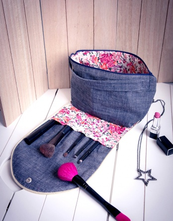 Trousse de maquillage Ada