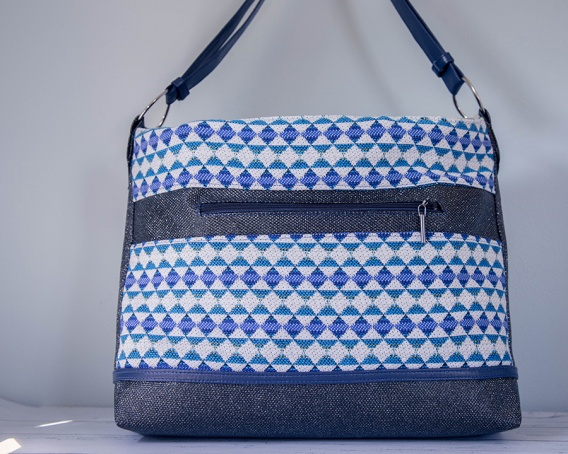 patron couture de sac à main bohème