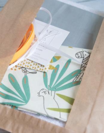 kit de couture dodynette foxy