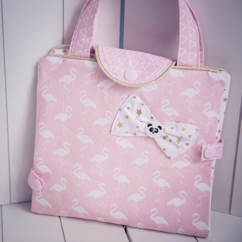 Le mini sac de béauté Mimy