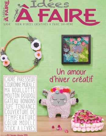 """e-magazine """"Idées à Faire"""""""