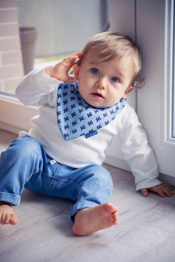 bandana à coudre bébé