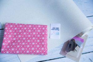 kit couture etui à lunettes à coudre Dodynette
