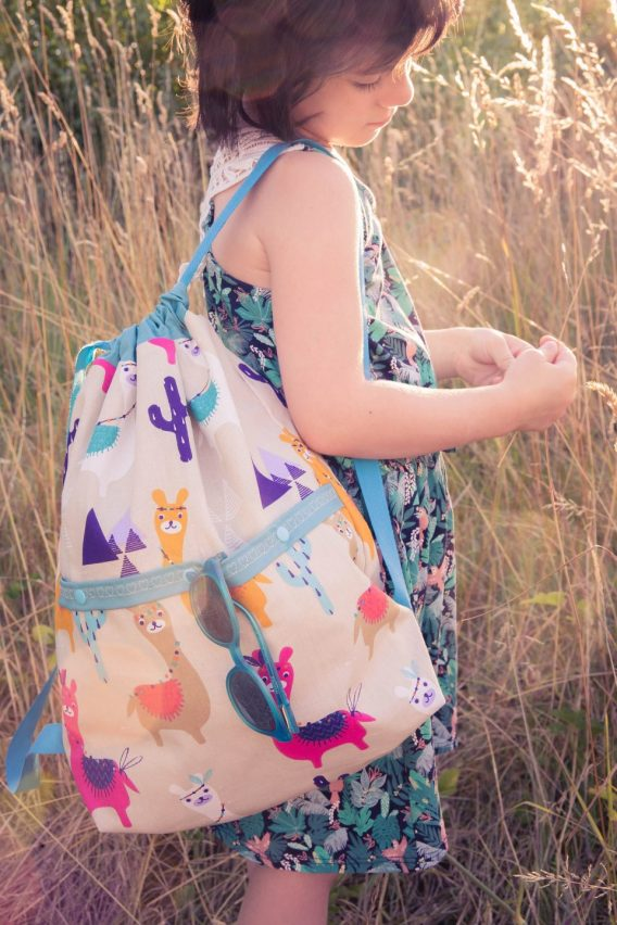 couture sac enfant